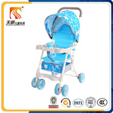 OEM Design Baby Carrier Toys 6 Wheels Plastic Baby Stroller Seat for Infant