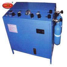 Sauerstoffgas-Füllpumpe für chemische oder Bergbau-Sauerstoff-Atemschutzgeräte