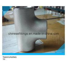 Asme B16.9 Wp304 316 T igual em aço inoxidável