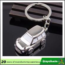 Carro de Metal promocional barato Keyring atacado