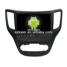 ¡Cuatro nucleos! DVD del coche de Android 6.0 para Changan CS35 con pantalla capacitiva de 9 pulgadas / GPS / Enlace espejo / DVR / TPMS / OBD2 / WIFI / 4G