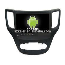 Quad core! Android 6.0 voiture dvd pour Changan CS35 avec écran capacitif de 9 pouces / GPS / lien miroir / DVR / TPMS / OBD2 / WIFI / 4G