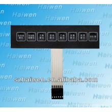 Электронная панель с 8 клавишами