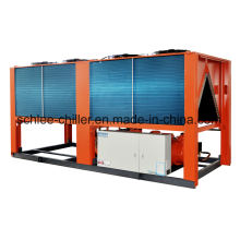 Air Cooled Screw Chiller for Air Conditioning System.