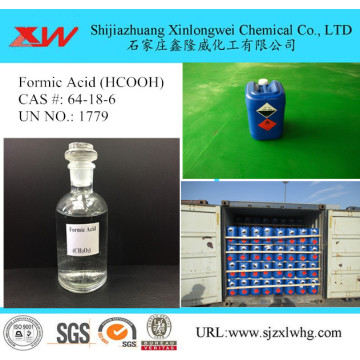 nồng độ axit formic
