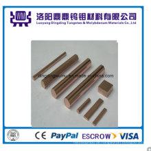 Qualitativ hochwertige Wolfram Kupfer (WCu) Stab von Luoyang Hersteller