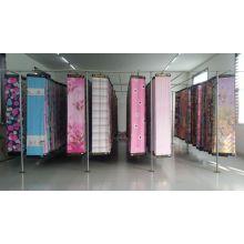 Hot venda tecido 50% algodão 50% poliéster cvc tela da cópia