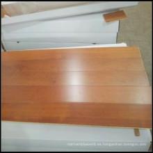 Suelo de madera Merbau de ingeniería de color natural