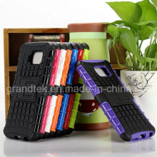 Hybrid Combo Case for Samsung Galaxy S6 Mobile Case