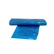 High Quality Top-opened Translucent Protective PE HDPE Plastic Garbage Bag for packaging