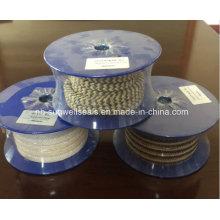 Graphite Aramid Fiber Braided Packing / Aramid Fiber et Graphite PTFE (SUNWELL)