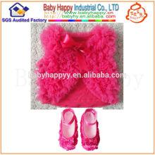Alibaba vente en gros fille fille à la mode enfants