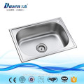 2016 Dasen DS-4640 18 inches hot selling models l;uxury stainless steel 304 or 201 material sink on sale