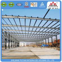 Two story warehouse light steel structure building