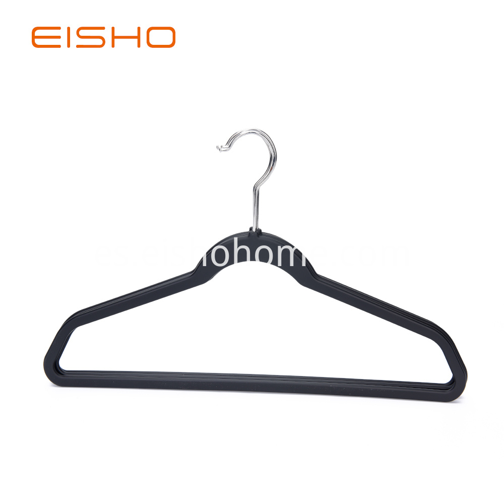 15 1 Rubber Coated Clothes Hangers