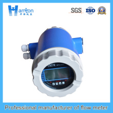 Caudalímetro electromagnético de acero al carbono azul Ht-0296