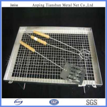 Barbecue Grill Wire Mesh with Good Quality (TS-J405)