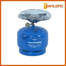 Gas butano e gás propano 2KG GPL tamanho do cilindro de gás qualidade garantida