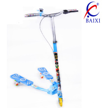 Triski Scooter with Flashing Wheel (BX-WS001)