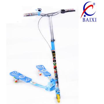 Frosch Scooter mit 3 PU-Rad (BX-WS001)