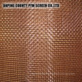 100 Micron Woven Copper Wire Mesh For Shielding Manufacturer