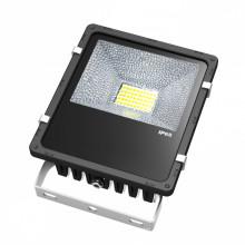 CA solar 24V do alumínio 50W do projector do diodo emissor de luz de 10W 20W 30W 50W 80W 100W