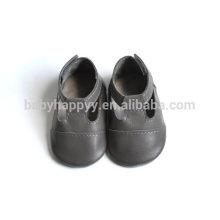 MOQ 60 paires de chaussures en gros mocassins bébé cuir chaussures de bébé heureux nouveau-né en vrac
