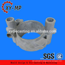 OEM aluminium Die Casting parts cnc milling connector spare parts