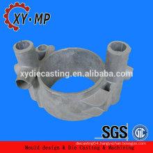 High precision die casting machine parts aluminum casting