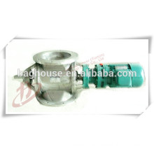 Cheegers Rotary Valve & Discharge Valve for Beans Handling