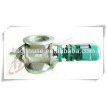Válvula Rotativa e Válvula de Descarga de Cheegers para Manuseio de Feijão
