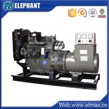 Générateur diesel industriel de pièces de rechange de 20kw 25kVA de Ricardo de Weichai
