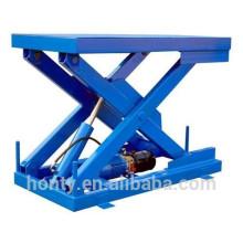 Платформа тележки таблицы подъема ножничного подъема 0,8 т 3,5 м гидравлическая электрическая с CE
