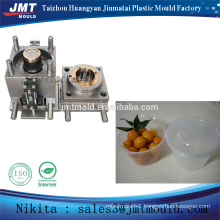 OEM injection plastic thin wall container mold
