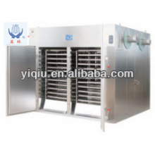 Drying oven with trayers and carts