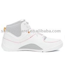White Basketball Shoes for men SPORT SCHUHE