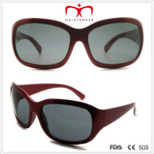 Fashion Ladies Plastic Sunglasses (WSP508247)