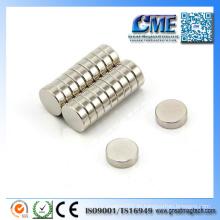 Kleine Magnete Starke Mikromagnete Kleine Magnete für Quarzuhr
