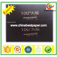 Неглазированные 150г черный картон бумага