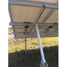 Betonierte Solarhalter / Solar Rack / Solar Supplort