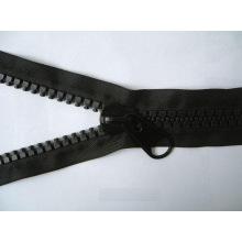 #5 Black Resin Zipper Open End, Manufacturer Price