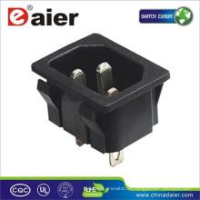 Conector de enchufe de alta calidad / Conector de enchufe de corriente alterna / Enchufe y enchufe industrial macho y hembra