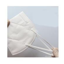 Máscara anti-vírus Kn95 de proteção hospitalar de 5 camadas