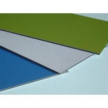 Panneau composite en aluminium de qualité B2 durable