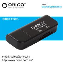 ORICO CTU-31 USB 3.0 SD / TF em um leitor de cartão Mini leitor de cartão universal