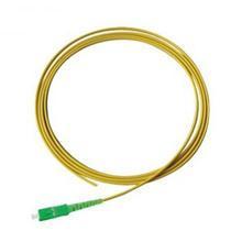 12 pigtails da fibra dos núcleos, pigtail da fibra do núcleo do outdoor 12 / cabo do pacote 10G OM3