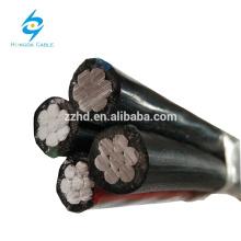 Cables ABC de bajo voltaje Cable LV Cable incluido