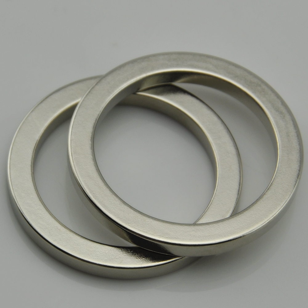 ndfeb neo ring magnet