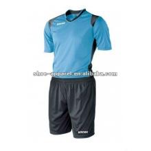100% polyester football soccer jersey