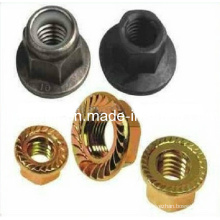 Steel Hex Nut with Washer